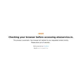 atozservice.in