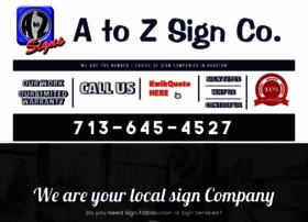 atozsigns21.com