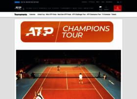 atpchampionstour.com