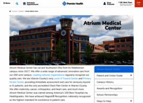 atriummedcenter.org