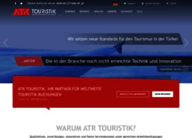 atrtouristik.com