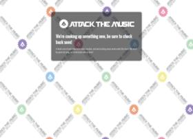 attackthemusic.com