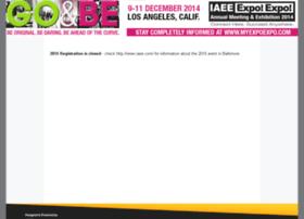 attendee-member-expoexpo2014.streampoint.com