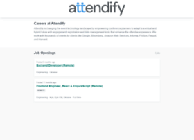 attendify.workable.com