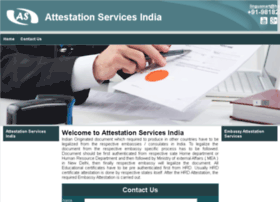 attestationservices.co.in