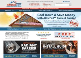 atticfoil.com