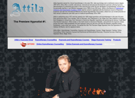 attilahypnotist.com