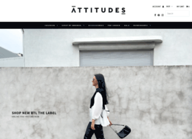 attitudesboutique.com.au