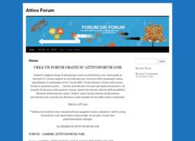 attivoforum.com