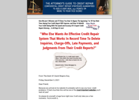 attorneycreditrepairguide.com