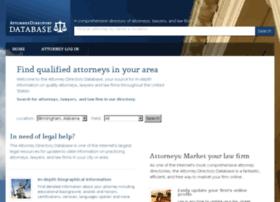 attorneydirectorydb.org