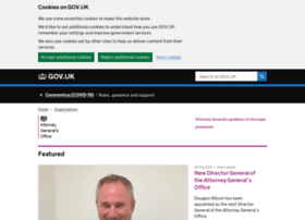 attorneygeneral.gov.uk