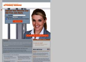 attorneyresume.com