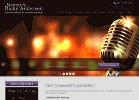 attorneyrickyanderson.com