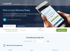 attorneys.lawinfo.com