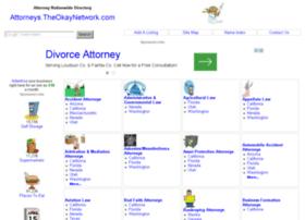 attorneys.theokaynetwork.com