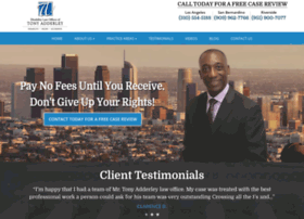 attorneytonyadderley.com