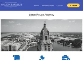 attorneywaltonbarnes.com