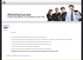 attracting-success.com