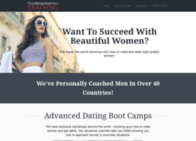 Attractivemantraining.com