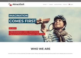 attractsoft.com