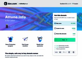 attune.info