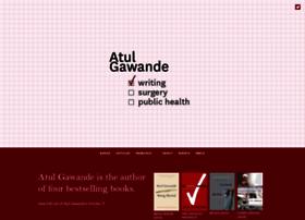 atulgawande.com