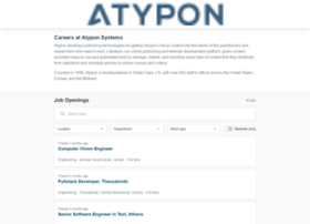 atypon-systems-inc.workable.com