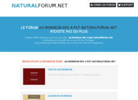 au-bonheur-des-4-pat.naturalforum.net