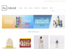 au-natural-limited.myshopify.com