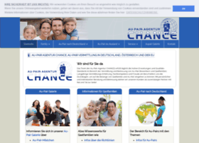 au-pair-agentur-chance.de