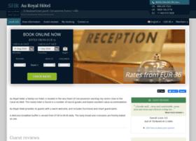 au-royal-carcassonne.hotel-rez.com