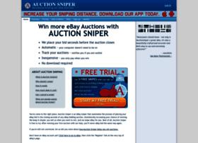 au.auctionsniper.com