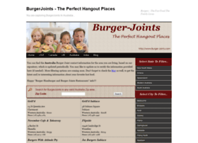 au.burger-joints.com