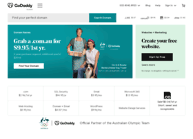 au.godaddy.com
