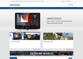 au.kenwood.com