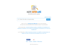 au.moresiteslike.org