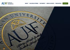 auaf.edu.af