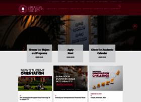 aub.edu.lb