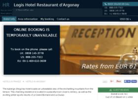 auberge-dargonay.hotel-rez.com