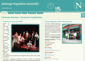 auberge-napoleon.fr