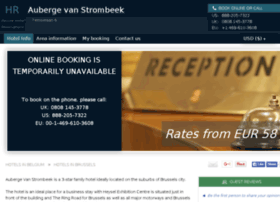 auberge-van-strombeek.hotel-rez.com