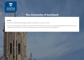 auckland.collegescheduler.com