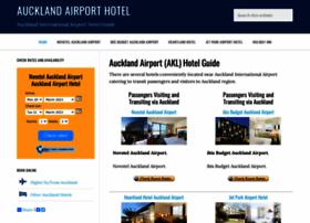 aucklandairporthotel.com