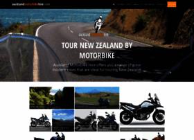 aucklandmotorbikehire.com