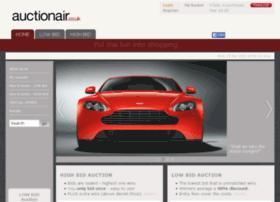 auctionair.co.uk