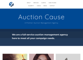 auctioncause.com