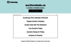 auctiondeals.ca