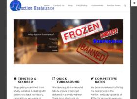 auctionessistance.com