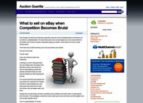 auctionguerilla.com